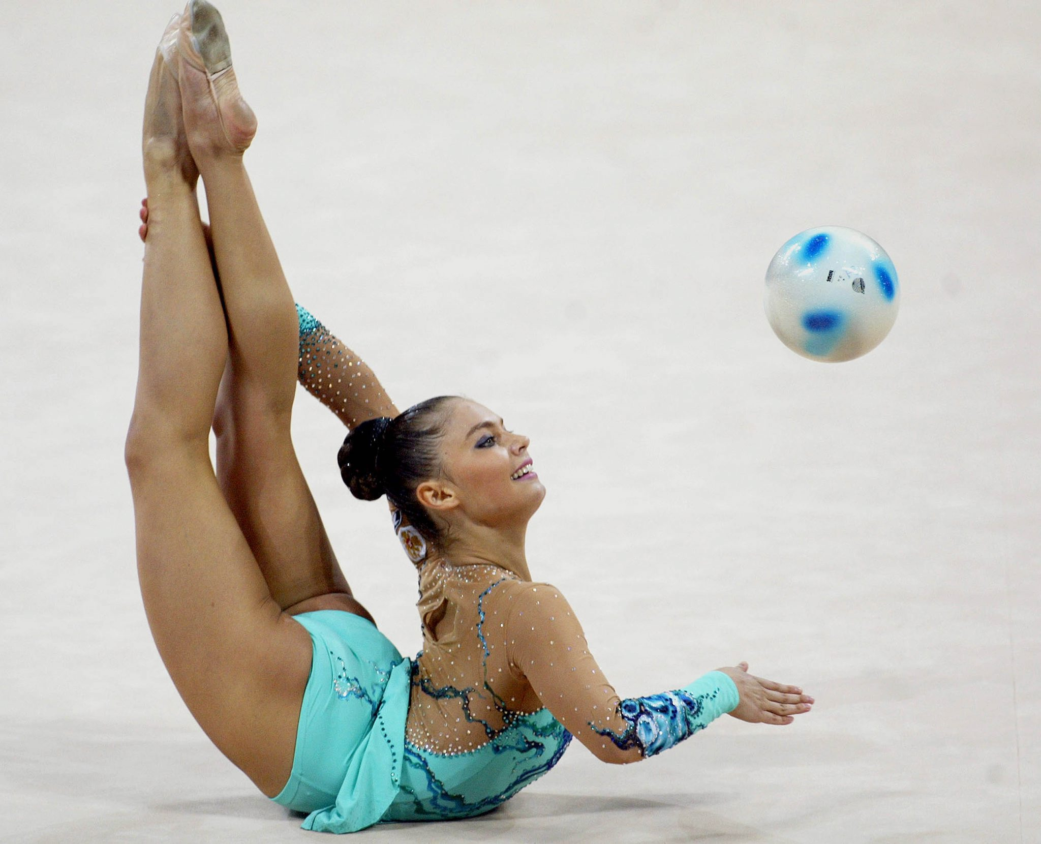 Olympics 2004 Athens Gymnastics